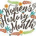 women's history month design